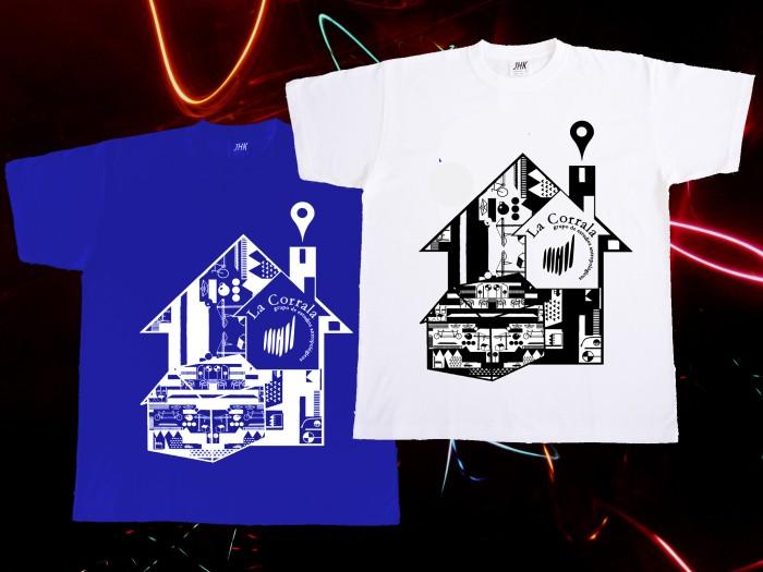 Camisetas del proyecto: comenzamos con las recompensas individuales